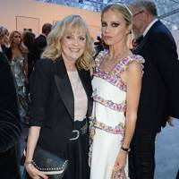 Twiggy and Laura Bailey