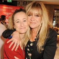 Leah Wood and Jo Wood