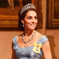 The Queen Mary Lover's Knot Tiara