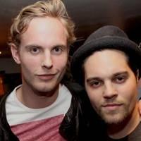 Jack Fox and Alex Potter