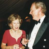 Countess Cadogan and Sir Ian Lowson