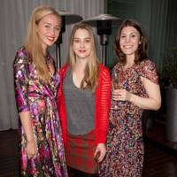 Noelle Reno, Daisy de Villeneuve and Jacqueline Kneebone