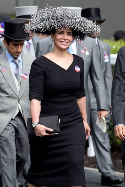 Princess Haya bint Al Hussein