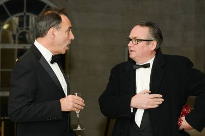 Anthony Horowitz and Charlie Higson