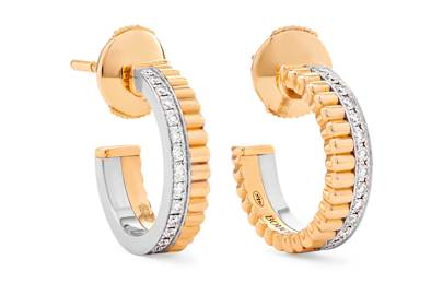 Boucheron hoops