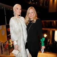 Olivia Buckingham and Astrid Harbord