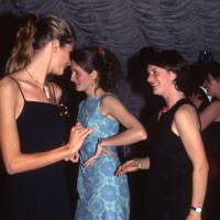 Lucinda Agar, Laura Pomeroy and Jane Chambers
