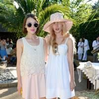 Ella Catliff and Paula Goldstein de Principe