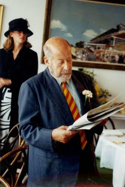 Sir Clement Freud
