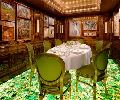 Scott's set to open world's most expensive private dining room