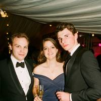 Moritz Tillmann, Amelie Adam and Julius Hensel