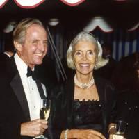 Geoffrey Kent and Mrs Geoffrey Kent