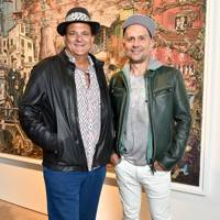 Gerry Fox and Marc Quinn
