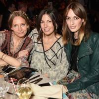 Martha Ward, Amanda Sheppard and Lady Alice Manners
