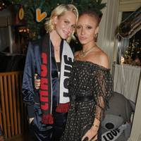 Poppy Delevingne and Adwoa Aboah