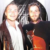 Josh Flowers and Roo Panes