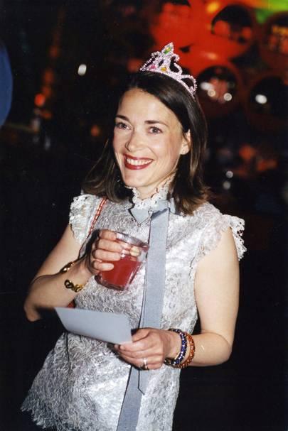 Mrs Mark Hadlay-Chaplin