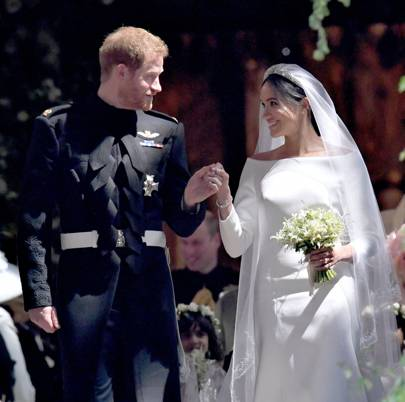 Duke and Duchess of Sussex's first anniversary