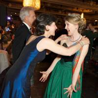 Frances Hunter-Gordon and Fiona Fraser