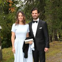 Princess Sofia of Sweden and Prince Carl Philip of Sweden
