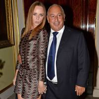 Stella McCartney and Sir Philip Green