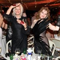 Ellen von Unwerth and Ivy Getty