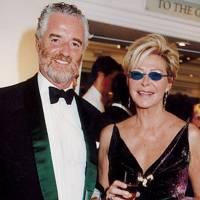 George Moreton and Mrs Elias Mavroleon