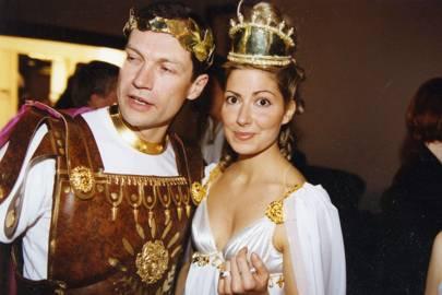 Andreas Heeschen and Mrs Andreas Heeschen