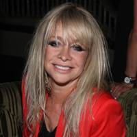 Jo Wood, leaving party at The Box
