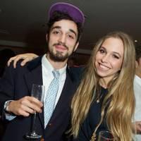 Alex Kolster and Ayesha Shand