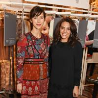 Sophie Hunter and Sayoko Teitelbaum