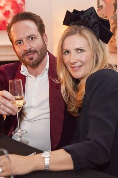 Nick Cox and Fiona Rubie