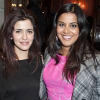 Shivani Ghai and Pooja Shah
