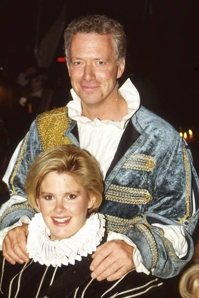 Mrs Gary O'Brien and Gary O'Brien