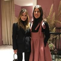 Miroslava Duma and Rosie Assoulin