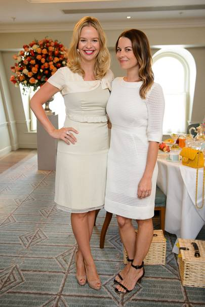 Marissa Hermer and Juliet Angus