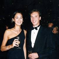Harriet Robertson and James Swete