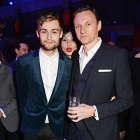Douglas Booth, Gemma Chan and Zygi Kamasa