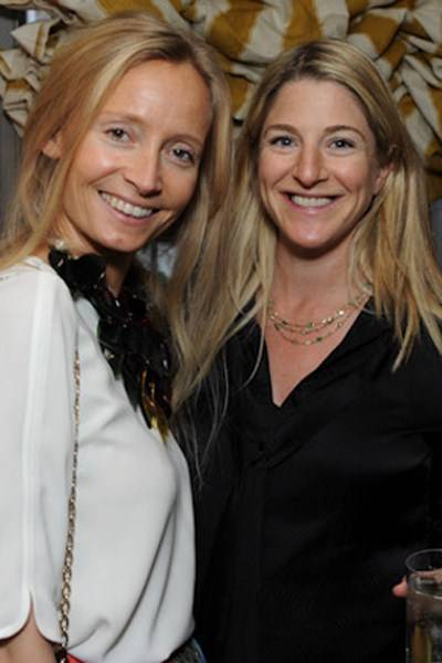 Martha Ward and Rebecca Green-Marks