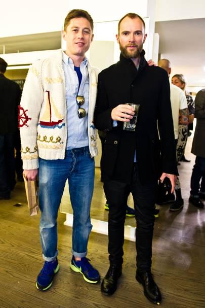 Adam Shapiro and David Dunan