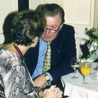 Mrs David Norman and Lionel Stopford Sackville