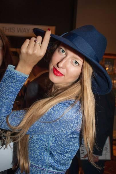 Liza Urla
