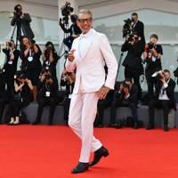 Jeff Goldblum at The Mountain premiere
