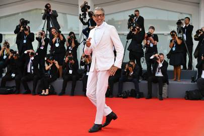 Jeff Goldblum at The Mountain premiere