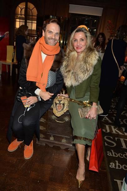 Michele Codoni and Marie Mahti