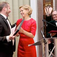 Kevin O'Hare and Darcey Bussell