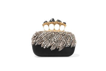 Alexander McQueen evening bag
