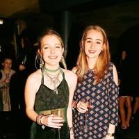 Tish Walker and Sophie Merrell