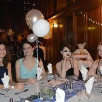 Penny Moody, Alexandra Holmes, Sophie Thompson and Ellie Schwarz