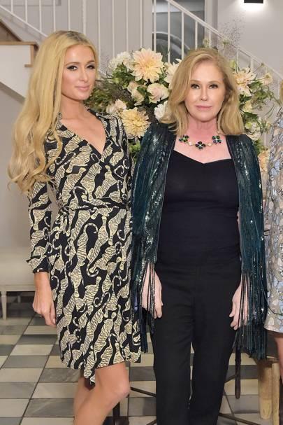 The Hiltons (Paris & Kathy)